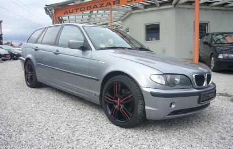 BMW  320D 110kW