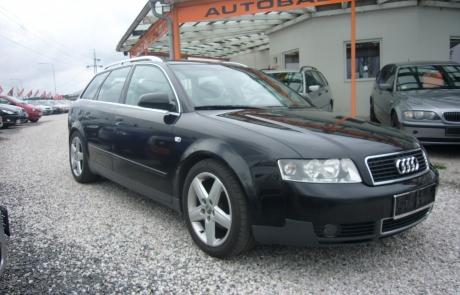 Audi A4 1,9TDi 96kW