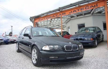 BMW Řada 3 320i 170PS