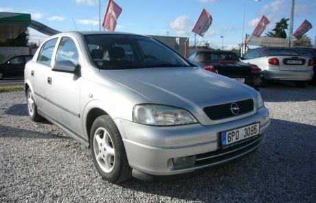 Opel Astra 1.7TD EKO PLACENO, LETNÍ I ZIMNÍ PNEU
