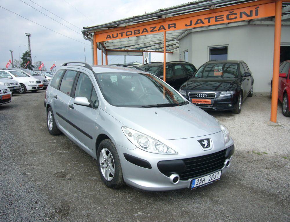 Peugeot 307 1,6HDi